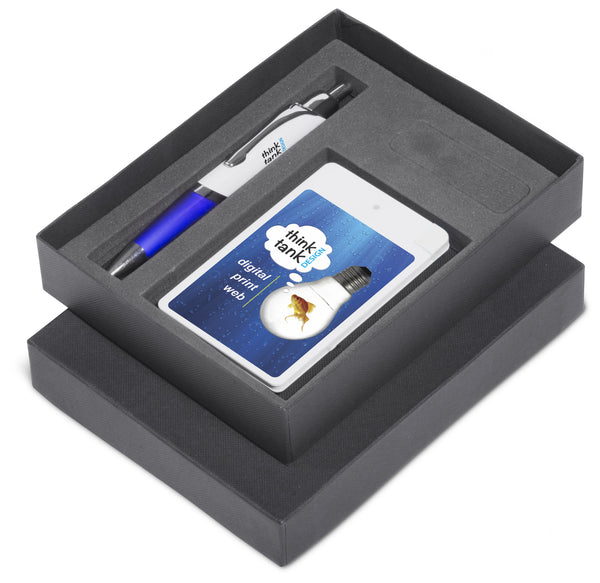 Energyblast One Gift Set - Blue Only Corporate gifts