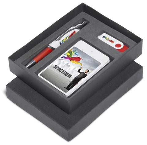 Energyblast Two Gift Set- Red Only Corporate gifts