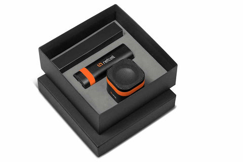 Bandit One Gift Set - Orange Only Corporate gifts