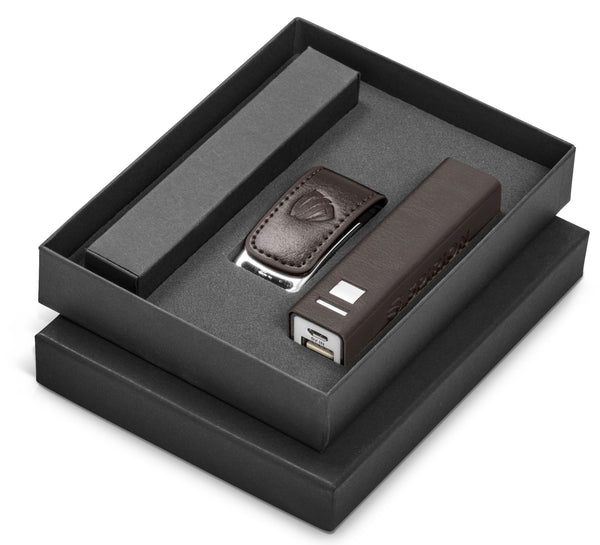 Renaissance Three Gift Set - Brown Only Corporate gifts