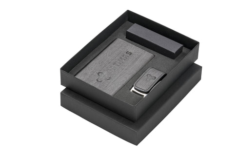 Oakridge Ten Gift Set - Grey Only Corporate gifts