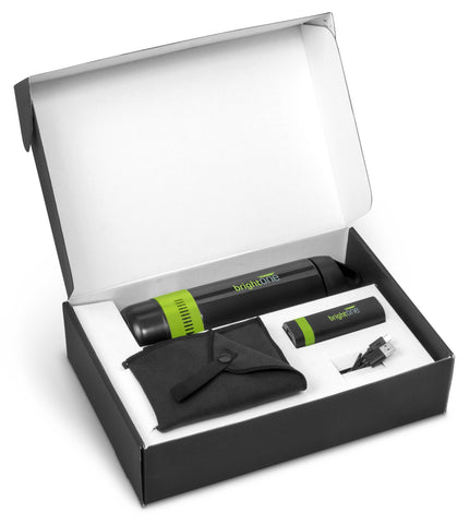 Bandit Two Gift Set - Lime Only Corporate gifts