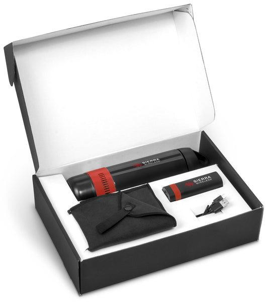 Bandit Two Gift Set - Red Only Corporate gifts
