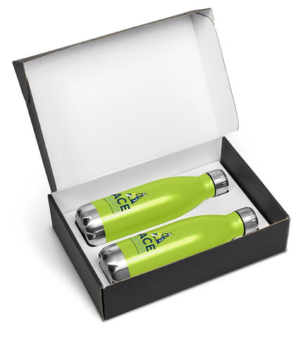 Omega Three Gift Set - Lime Only Corporate gifts