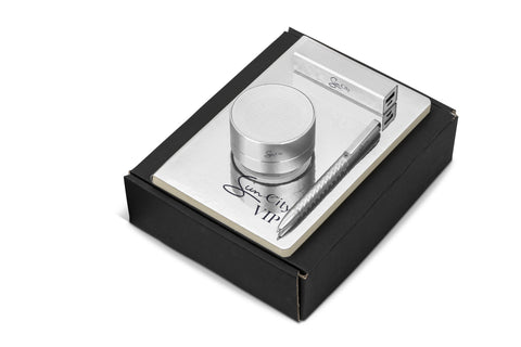 Prestige Six Gift Set - Silver Only Corporate gifts