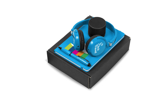 Omega Five Gift Set - Cyan Corporate gifts