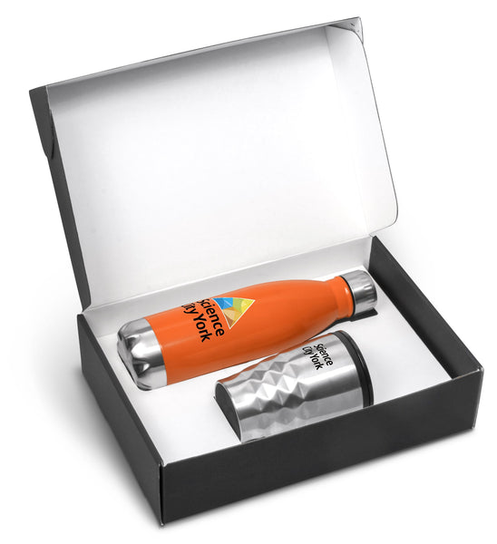 Omega Two Gift Set - Orange Only Corporate gifts