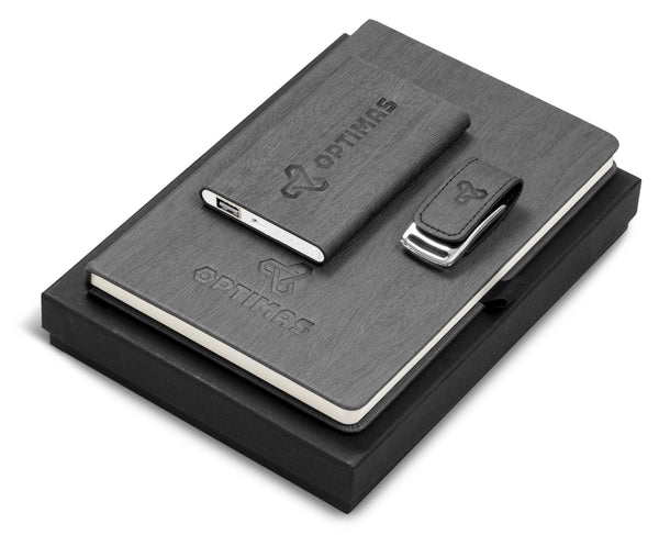 Oakridge Twelve Gift Set - Grey Only Corporate gifts