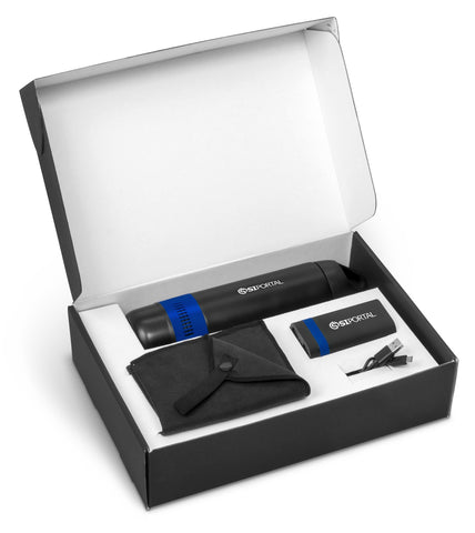 Bandit Three Gift Set -Blue Only Corporate gifts