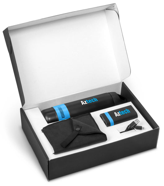 Bandit Three Gift Set -Cyan Only Corporate gifts