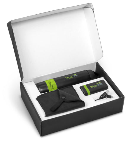 Bandit Three Gift Set - Lime Only Corporate gifts