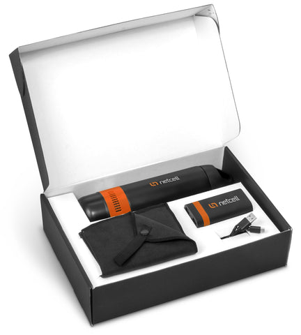 Bandit Three Gift Set - Orange Only Corporate gifts