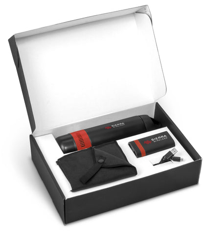 Bandit Three Gift Set - Red Only Corporate gifts