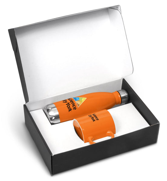 Omega One Gift Set -Orange Only Corporate gifts