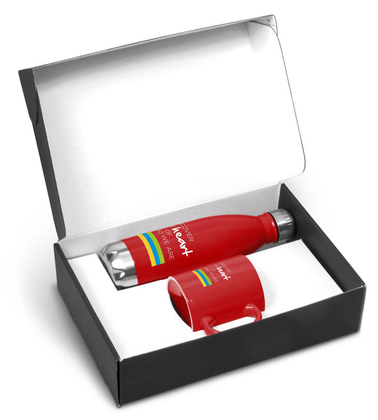 Omega One Gift Set -Red Only Corporate gifts