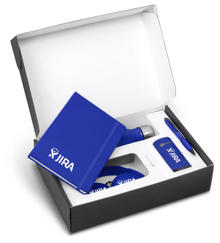 Omega Six Gift Set - Blue Only Corporate gifts