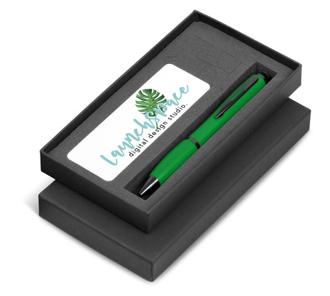 Nano One Gift Set - Green Only Corporate gifts
