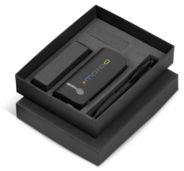 Optimus One Gift Set - Black Only Corporate gifts