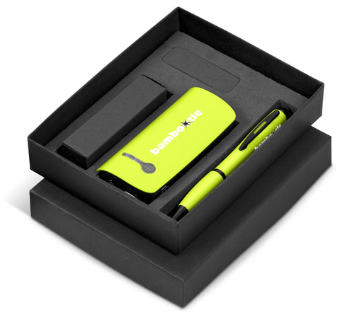 Optimus One Gift Set - Lime Only Corporate gifts