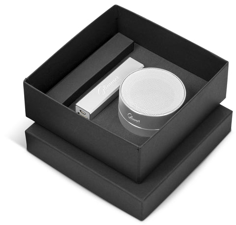 Prestige Five Gift Set - Silver Only Corporate gifts
