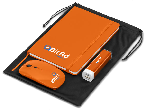 Omega Eight Gift Set - Orange Only Corporate gifts