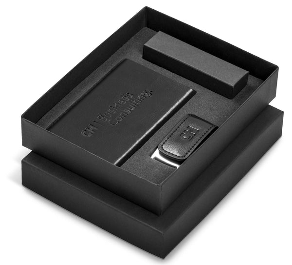Renaissance Nine Gift Set - Black Only Corporate gifts