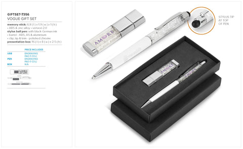 Vogue Gift Set Corporate gifts