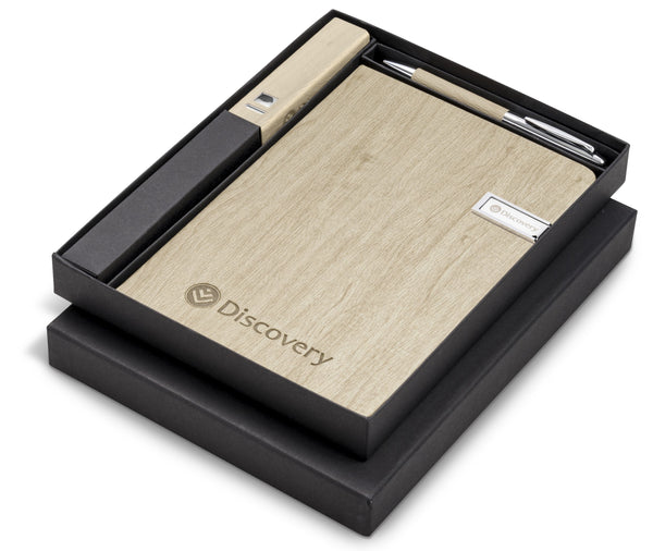 Oakridge Eight Gift Set - Beige Only Corporate gifts