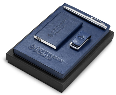 Renaissance Twelve Gift Set - Navy Only Corporate gifts