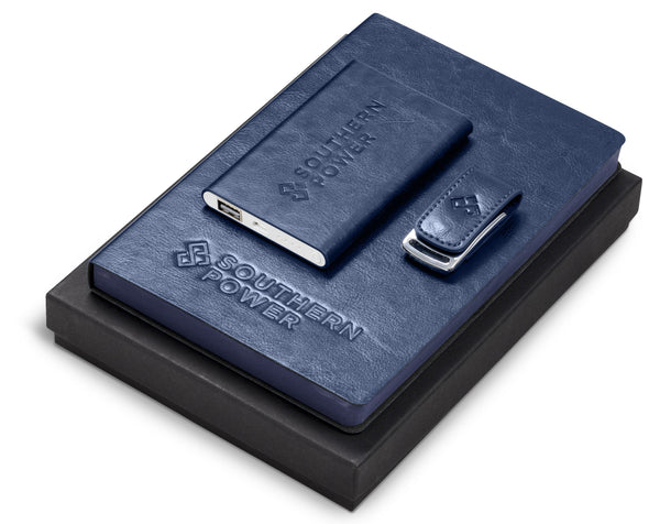 Renaissance Eleven Gift Set - Navy Only Corporate gifts