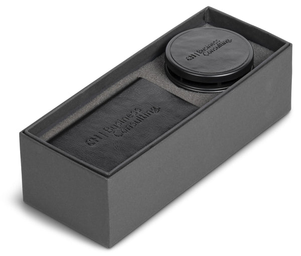 Renaissance Sixteen Gift Set - Black Only Corporate gifts