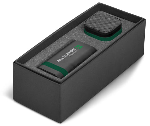 Bandit Five Gift Set - Dark Green Only Corporate gifts