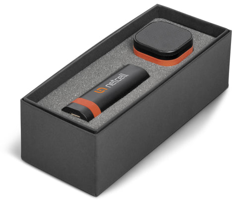Bandit Four Gift Set - Orange Only Corporate gifts