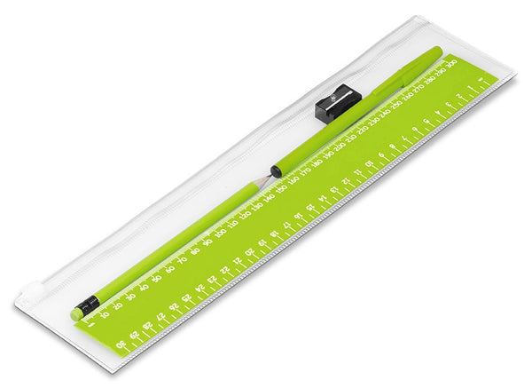 Frontline Stationery Set - Lime Only Corporate gifts