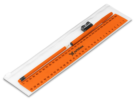 Frontline Stationery Set - Orange Only Corporate gifts