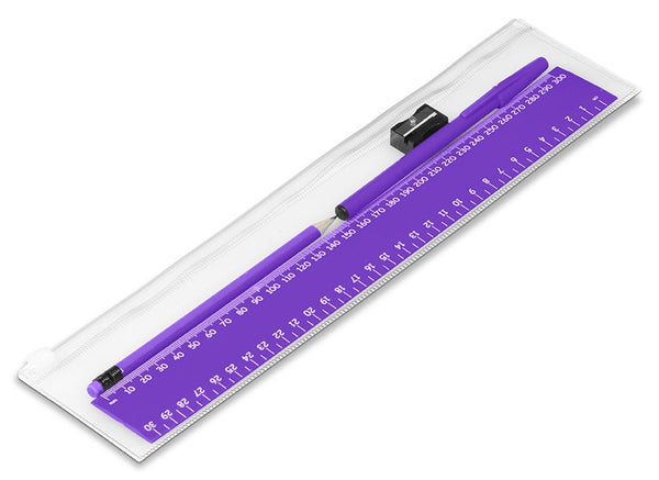 Frontline Stationery Set - Purple Only Corporate gifts