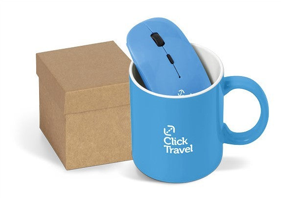 Omega On The Desk Gift Set - Cyan Only Corporate gifts