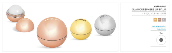 Glamoursphere Lip Balm Corporate gifts