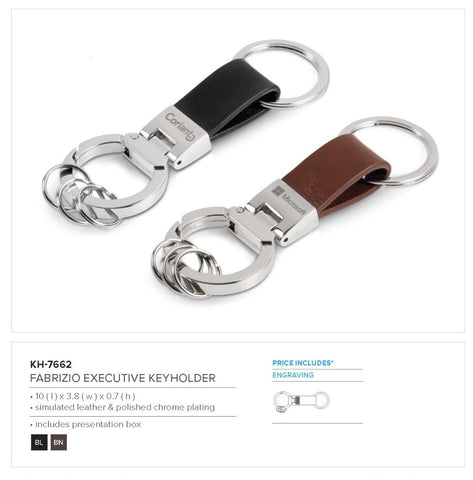 Fabrizio Executive Keyholder Corporate gifts