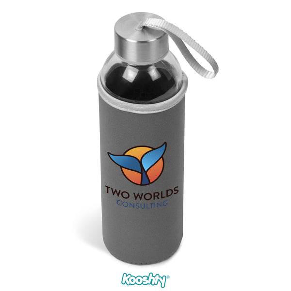Kooshty Neo Water Bottle - Grey Only Corporate gifts
