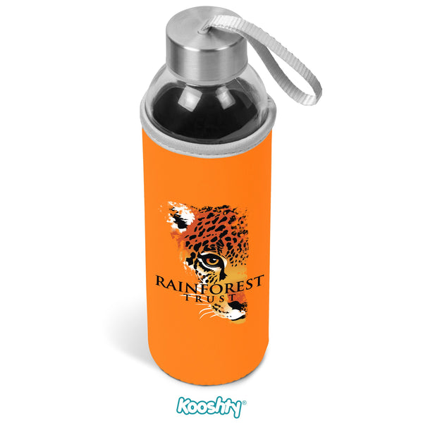 Kooshty Neo Water Bottle - Orange Only Corporate gifts