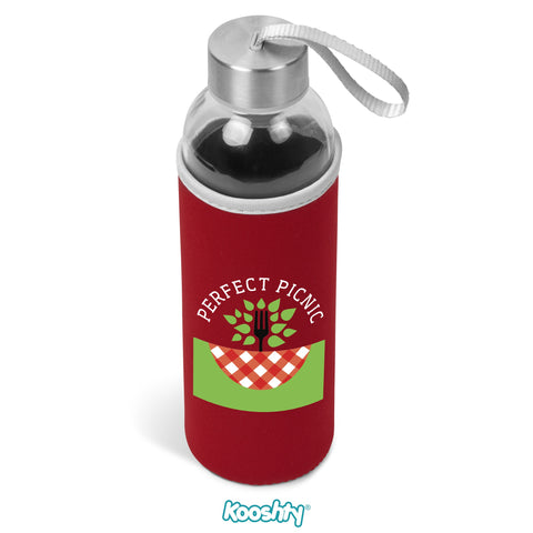 Kooshty Neo Water Bottle - Red Only Corporate gifts