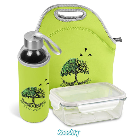 Kooshty Neo Refreshment Kit - Lime Only Corporate gifts