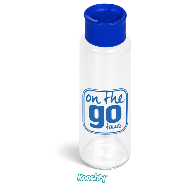 Kooshty Boost Water Bottle - Blue Only Corporate gifts