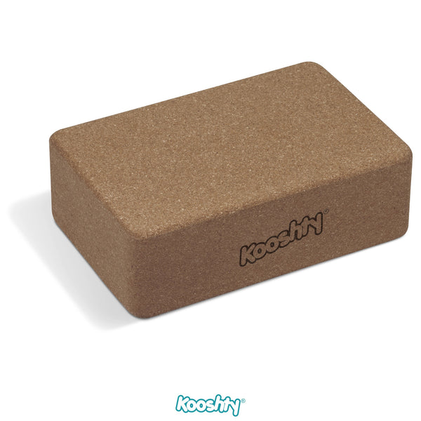Kooshty Kork Yoga Block Corporate gifts