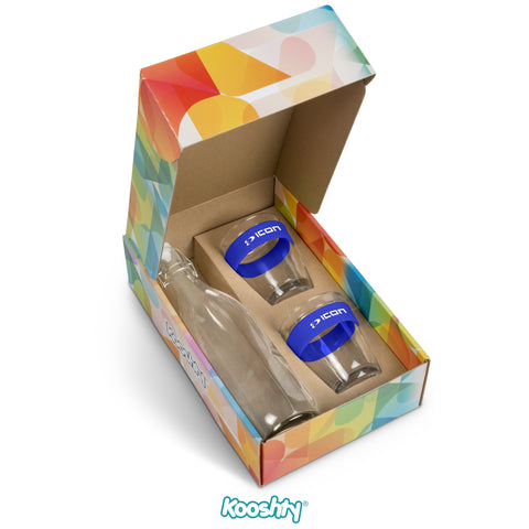 Kooshty Kool Drinking Set - Blue Only Corporate gifts