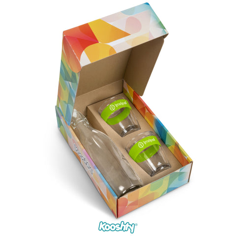 Kooshty Kool Drinking Set - Lime Only Corporate gifts
