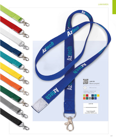 Basix Lanyard Corporate gifts