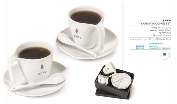 Cafe-Java Coffee Set Corporate gifts