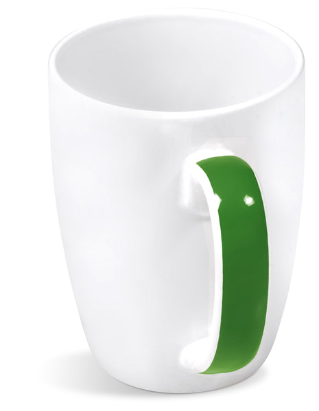 Crescent Sublimation Mug - 325ml Corporate gifts